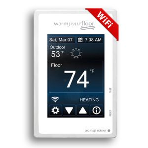 SunTouch SunStat Connect WiFi Enabled  Programmable Thermostat